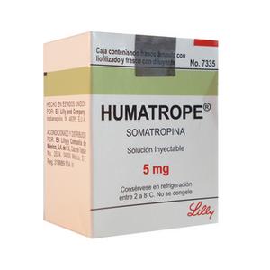 Humatrope 15IU (HGH - Human Growth Hormone) drugs - Acquistare